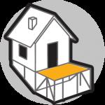 guide d 39 agrandissement de maison et ajout d tage qu bec constructions cyr. Black Bedroom Furniture Sets. Home Design Ideas