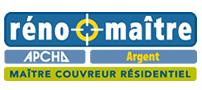 Couvreur de toit certifié Réno Maître