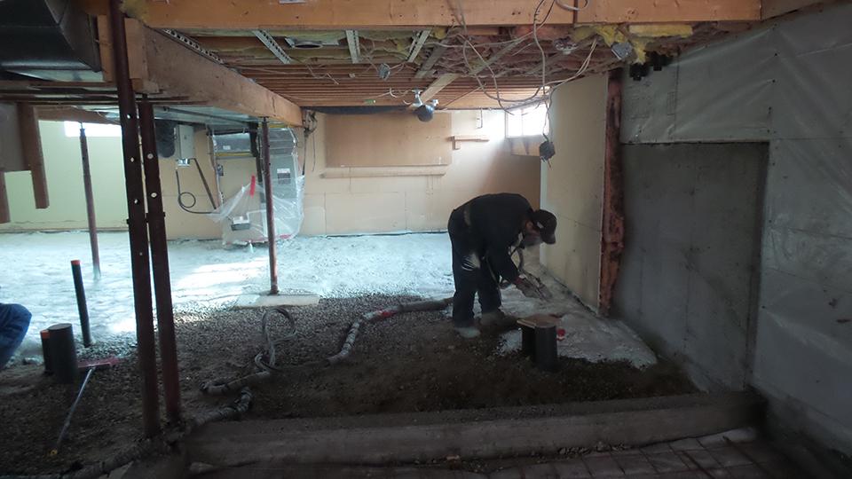 renovation maison sans vide sanitaire