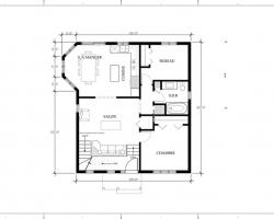 3 plan de maison a quebec