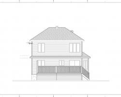 plan construction deuxieme etage