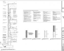 14 plan coupe mur pour agrandissement maison