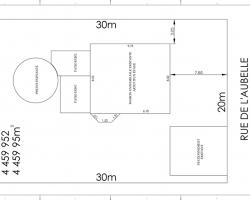 1 exemple plan de maison