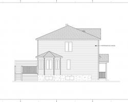 exemple plan construction deuxieme etage