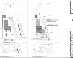 2 exemple plan agrandissement maison vue oiseau