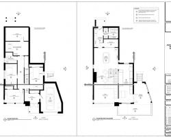 4 exemple plan agrandissement maison sous sol rez de chaussee