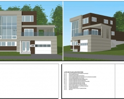 0 exemple plan agrandissement maison quebec
