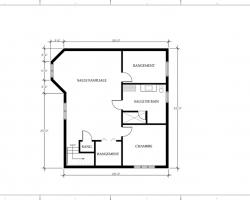 2 exemple plan sous sol